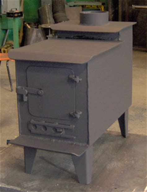 homemade wood stove plans gallery