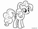 Pony Coloring Pages Printable Cool2bkids sketch template