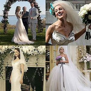 sarah jessica parker wedding dress | Weddings | Pinterest