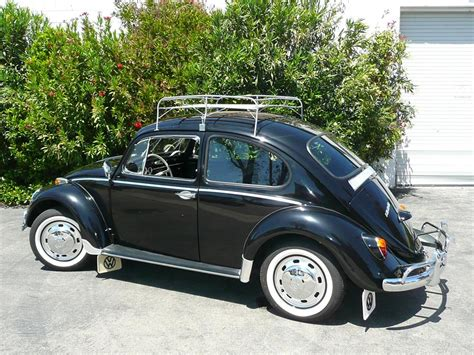 1966 Volkswagen Beetle Sedan Type 1