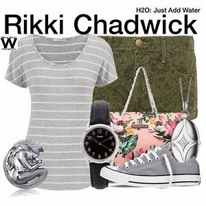Inspired By Cariba Heine As Rikki Chadwick On H2o Just