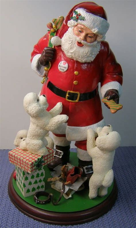 danbury mint bulldog christmas tree the danbury mint santa s bichons mint