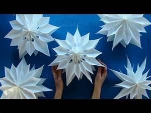 Stern Aus Butterbrotpapier Anleitung : bascetta stern anleitung f r origami stern weihnachtssterne ideen faltanleitung diy ~ A.2002-acura-tl-radio.info Haus und Dekorationen