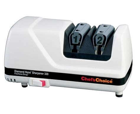 Chef S Choice Knife Sharpener How To Use by Chef S Choice 320 Knife Sharpener Review