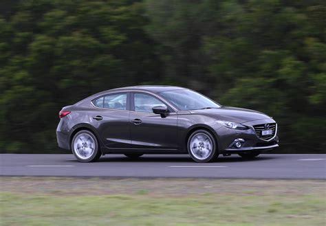Review Mazda 3 by 2014 Mazda 3 V Mazda 3 Comparison Review Caradvice