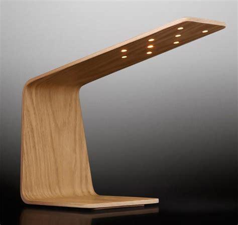design hardwood products design the tunto led wooden l