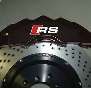 Audi A3 Break : audi rs premium brake caliper decal sticker tt a3 a4 s3 q5 s lin ~ Medecine-chirurgie-esthetiques.com Avis de Voitures