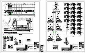 Electrical Installation Building Project Design Drawing