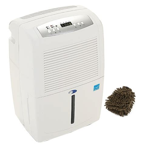 Rpd702wp Whynter Dehumidifier, Energy Star, Portable With