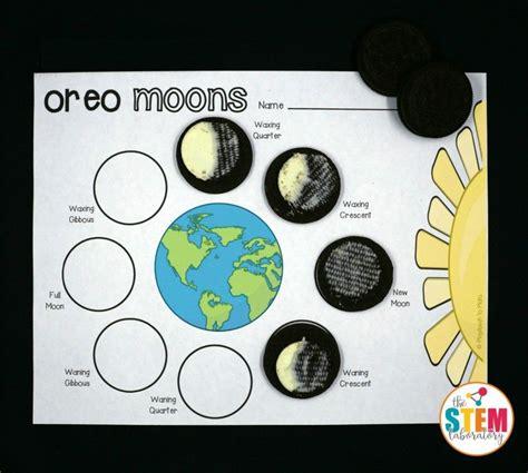 oreo moon phases homeschool oreo moon phases outer