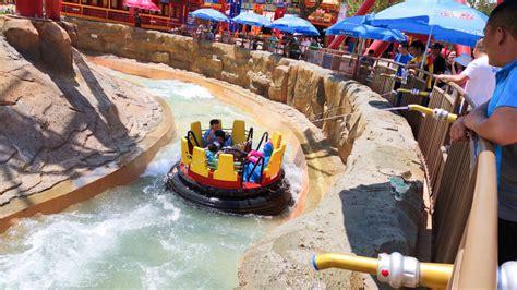Rapids Ride - Intamin Amusement Rides