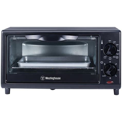Toastmaster Toaster Oven by Toastmaster Stainless Steel Four Slice Toaster Oven