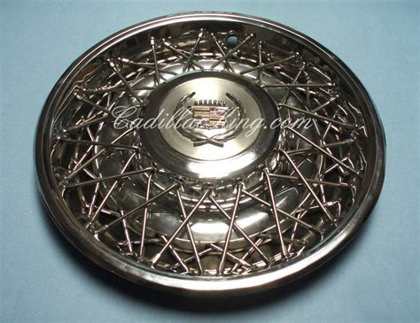 1980 1981 1982 80 82 Cadillac Fleetwood Wire Wheel Cover