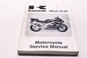 Kawasaki 2002 Ninja Zx