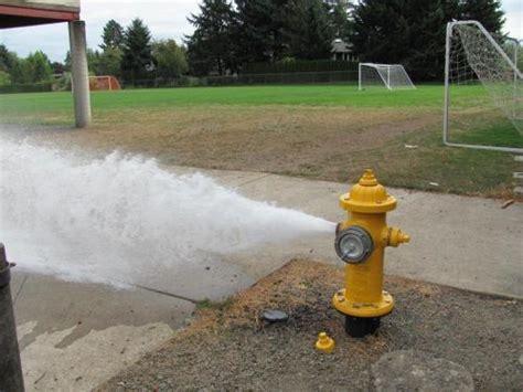 Hydrant Flushing   City of Lake Oswego Oregon Official Website
