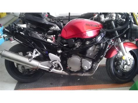 Suzuki Mcallen by 2002 Suzuki Katana 750 For Sale On 2040 Motos