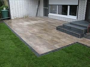 Dielenbretter Für Terrasse : betonpflaster betonstein terrassen ~ Michelbontemps.com Haus und Dekorationen