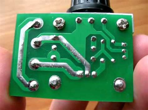 ac scr electric voltage regulator youtube