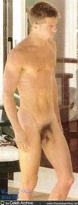 Brad pitt big dick