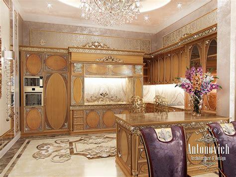 luxury antonovich design uae kitchen dubai  luxury