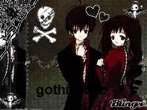 gothic love Picture #73471083 | Blingee.com