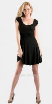 candice black casual dresses by james amp joy plape