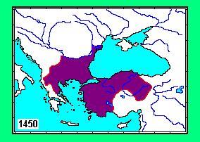 Ottoman Empire 1400 by Whkmla Historical Atlas Ottoman Empire Page