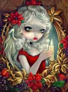 Jasmine Becket Fairy Christmas