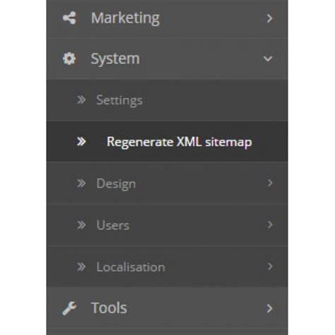 Opencart Better Xml Sitemap Generator