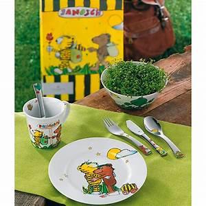 Wmf Kinderbesteck Janosch : wmf kindergeschirr und besteck janosch 6 tlg janosch mytoys ~ Orissabook.com Haus und Dekorationen