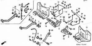 Honda Atv 2008 Oem Parts Diagram For Step