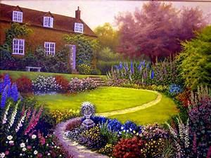 Garden Country House Wallpaper HOUSE DESIGN : Choose ...