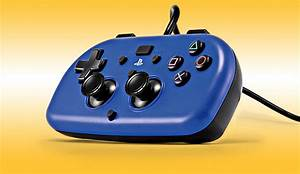 Ps4 Gets A New Dualshock Color And The Cute Mini Wired Gamepad