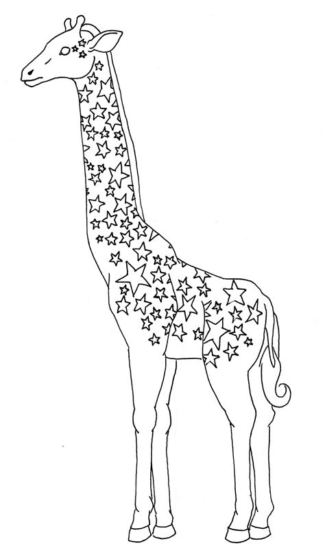birds and giraffes coloring pages giraffes and their spots corvus tristis science craft 5947