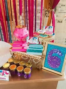 Shimmer nad shine Birthday Party Ideas | Photo 3 of 16 ...
