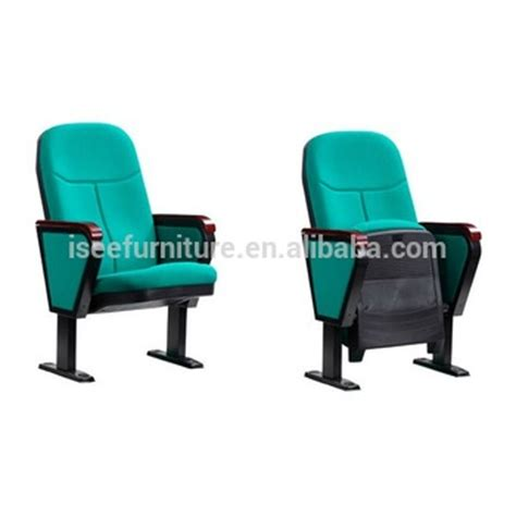 standard folding cinema chair cheap for the auditorium