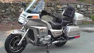 Diagram For 1987 Honda Goldwing