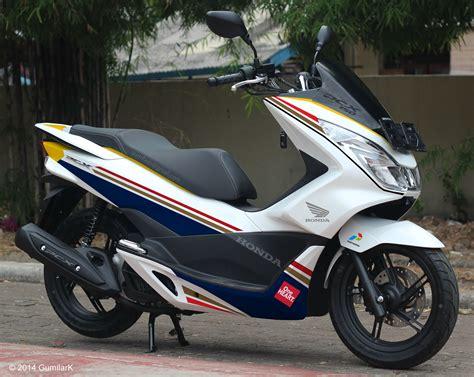 Pcx 2018 Modification by Gambar Modif Pcx Putih 2019 Sobotomotif