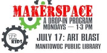 Makerspace @ Mpl/art Blast!