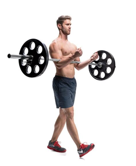 loaded carry carries walk body zercher farmer farmers kettlebell suitcase work variations menshealth strength efficient whole simple they dumbbell weight