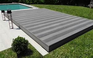 Mobile Terrasse Pool : terrasse mobile s curit piscine informations propos s par hidden pool ~ Sanjose-hotels-ca.com Haus und Dekorationen