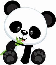 Image result for panda clipart