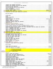 Student IRS Transcript Tax Return Worksheet