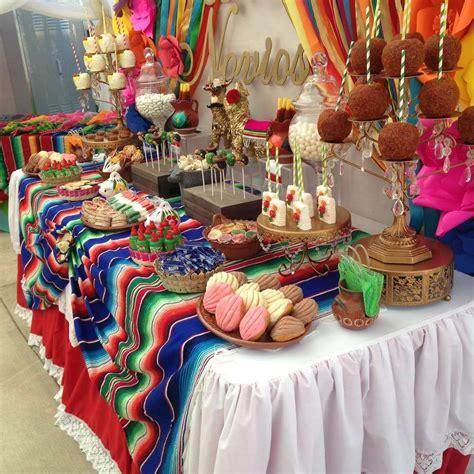 Fiesta  Mexican Bridalwedding Shower Party Ideas In 2018