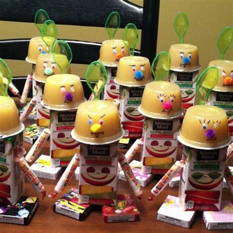robot birthday treats for preschool with juice boxes 682 | 2880cca759c697948b1d5cd90467f6ba