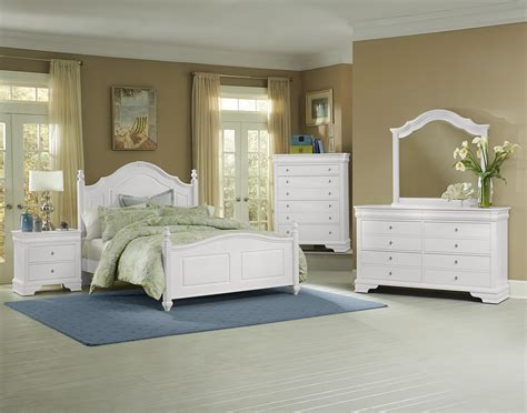 vaughan bassett french market queen bedroom group dunk