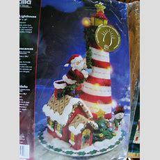 Bucilla Felt Applique Christmas Holiday Craft Kit,holiday