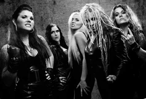 Best Female Heavy Metal Bands Of 2017