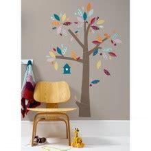 sticker mural arbre patternology par mamas and papas