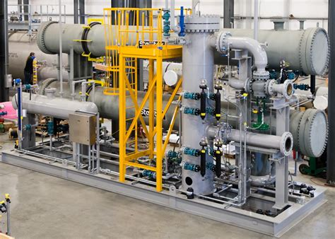 Fuel Gas Conditioning Skid Systems